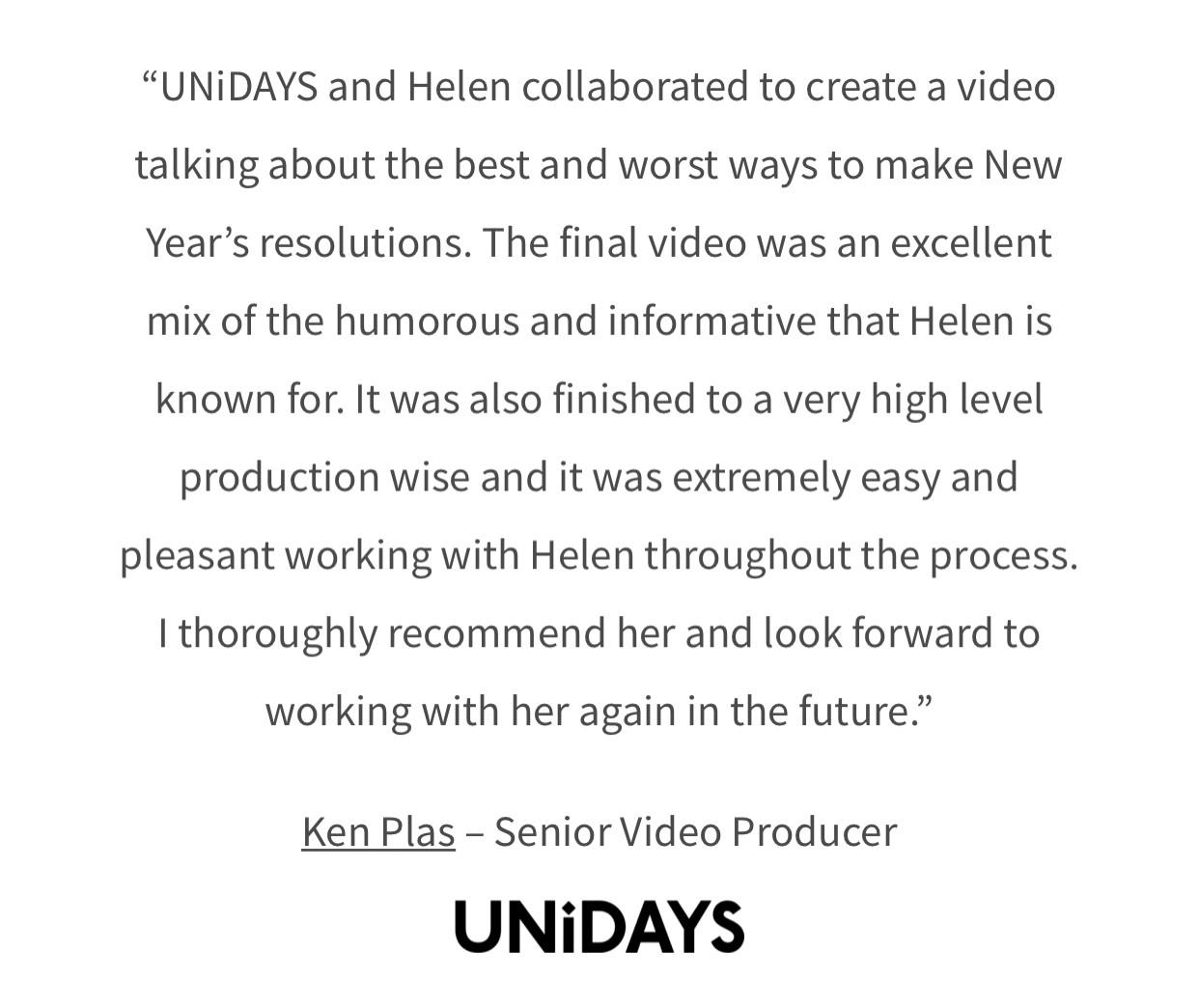 unidays-review